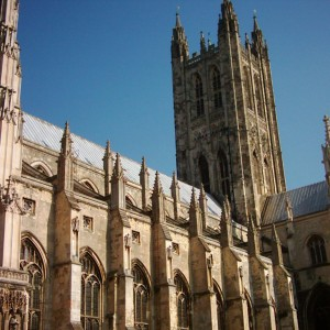 Catedral de Canterbury - autor