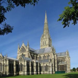Catedral de Salisbury -autor