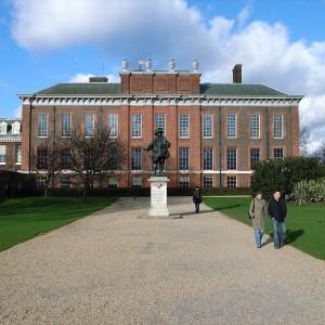 Palacio de Kensington - autor