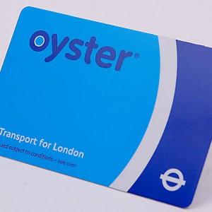 Oystercard - autor