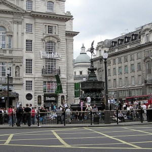 Piccadilly Circus - autor