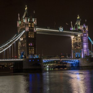 Tower Bridge - autor