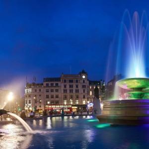 Trafalgar Square - autor