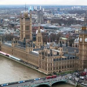 Palacio de Westminster - autor