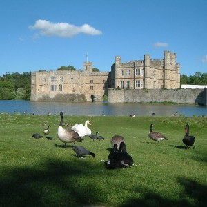 Castillo de Leeds - autor