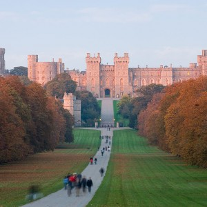 Castillo de Windsor -autor