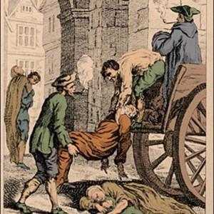 Peste Negra durante el 1665 - autor